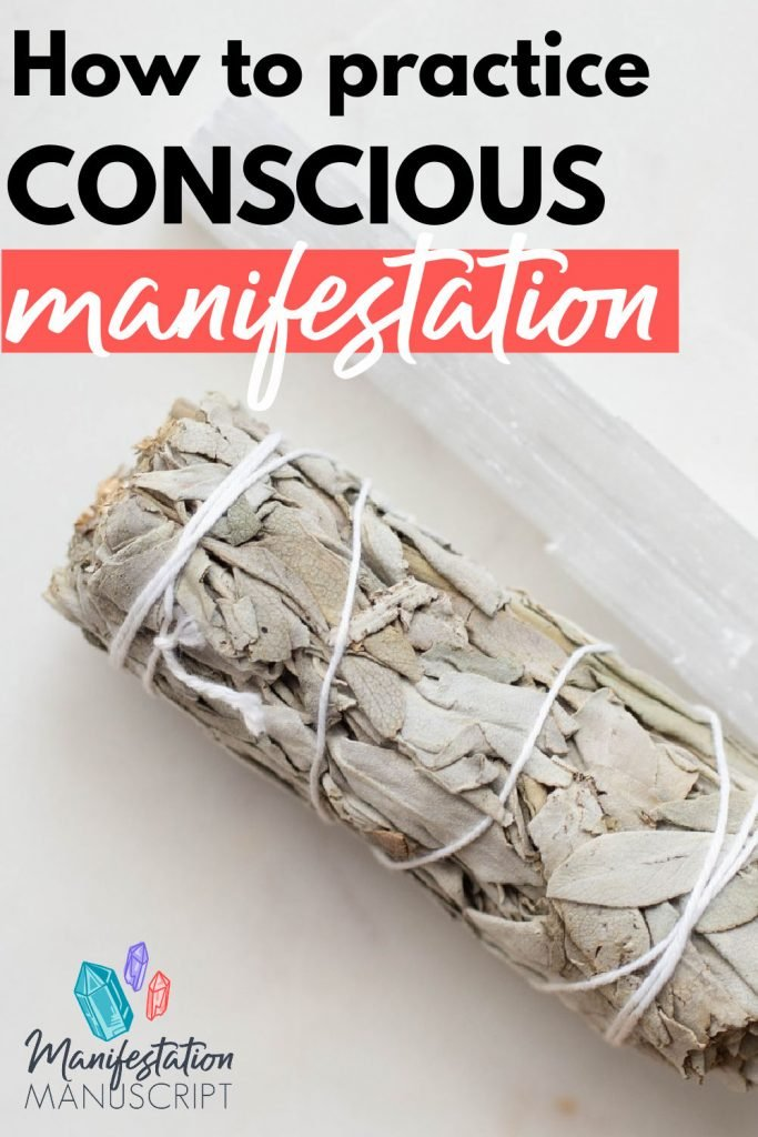 How to Practice Conscious Manifestation